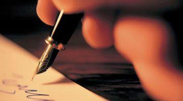Konuk Yazarlık Yapma
