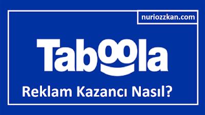 taboola reklam kazanci nasil kopmaca