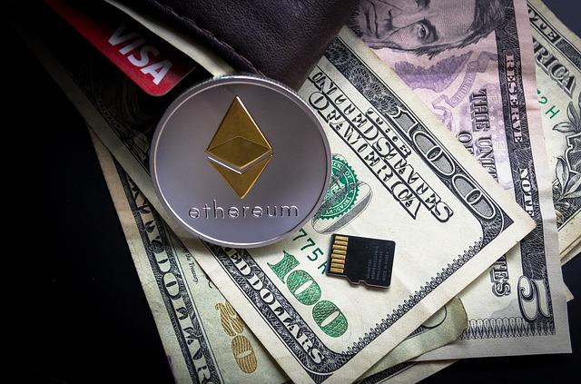 ethereum coin borsası