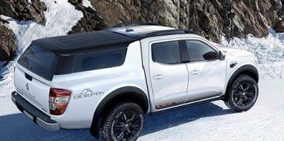 Renault Alaskan İCE Edition Serisi Mükemmel Görünüyor