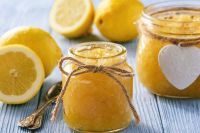 Limon Kabuğu Reçeli Nasıl Yapılır?