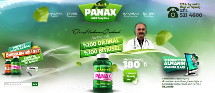 Panax Ürünleri