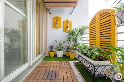Balkon dekorasyonu nasıl yapılmalıdır?