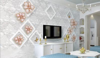 salon duvar kağıt modelleri