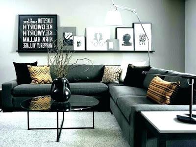 Siyah Mobilyalar İçin Dekorasyon Önerileri