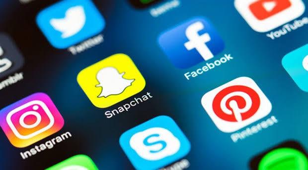 Türkiyede en çok kullanılan 5 sosyal medya platformu hangisi?