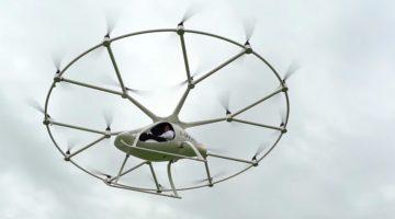 Volocopter Hakkında Bilinmesi Gerekenler