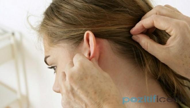 kulaktaki sivilce oluşumunun nedenleri nelerdir?