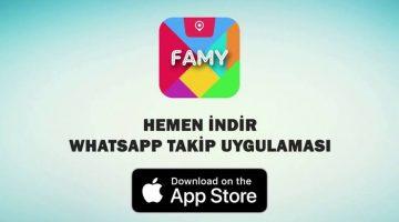 Famy Whatsapp Takip nedir?