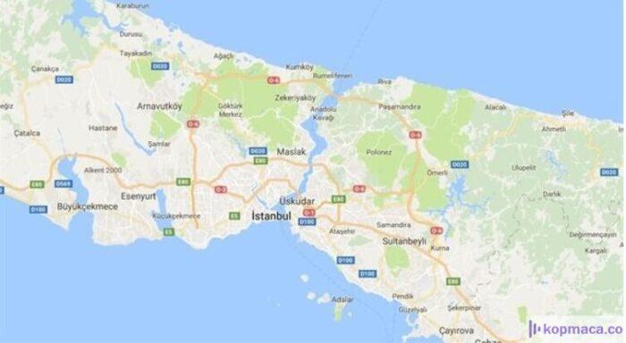 google haritalara paket servis ve adrese teslim özelliği aktif edildi