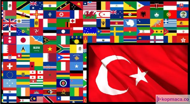 dünya'nın en güzel bayrağı anketi yapılıyor!