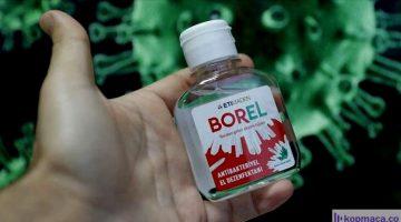 Borel yerli dezenfektan nedir?