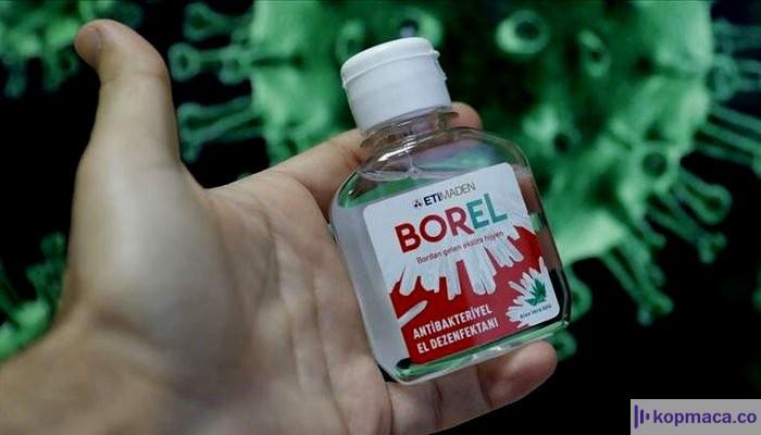 borel yerli dezenfektan nedir? borel dezenfektan ne zaman satışa sunulacak? borel dezenfektan hakkında bilinmesi gerekenler nelerdir?
