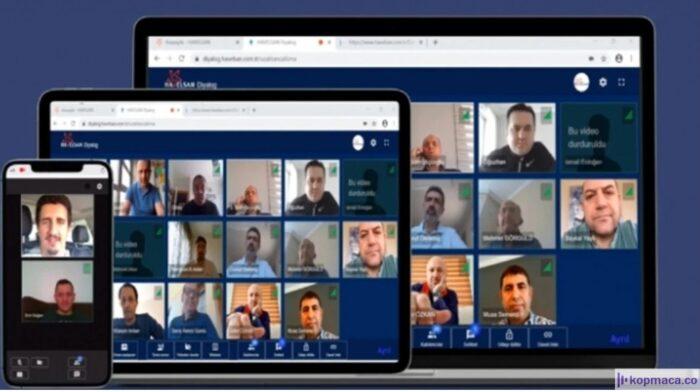 HAVELSAN Diyalog Video Konferans Uygulaması Hakkında Bilinmeyenler