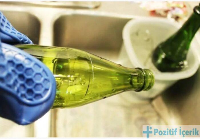 cam şişe içi nasıl temizlenir? cam şişelerin içi nasıl temizlenir?