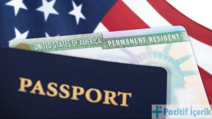 Amerika İçin Green Card Şartları Neler?