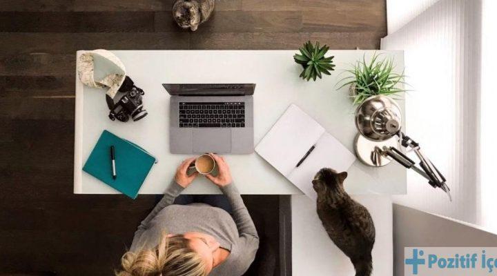 Evde Çalışmanın Avantajları ve Dezavantajları?