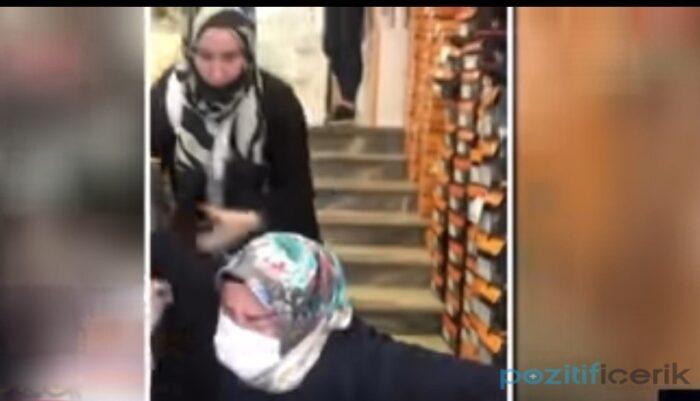 i̇stediği ayakkabı alınmayan genç kız annesini merdivenlerden attı!