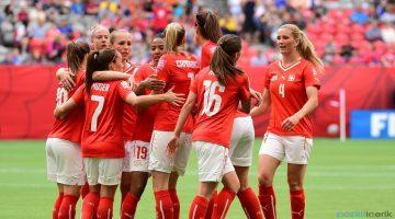 Türkiye'nin En İyi Kadın Futbolcuları