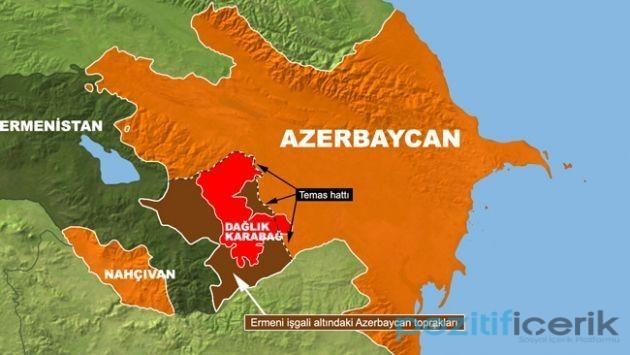 Dağlık Karabağ Bölgesi Hakkında Bilinmesi Gerekenler
