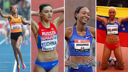 Dünyanın En Güzel 5 Kadın Atleti