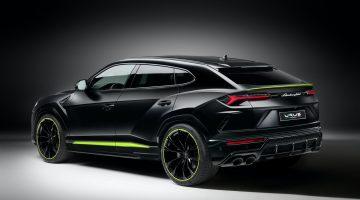 Yeni Lamborghini Urus Graphite Capsule Mükemmel Tasarım!