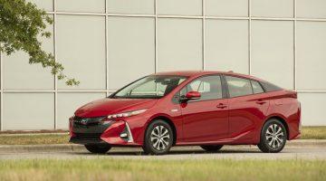 2021 Toyota Prius Prime Daha Fazla Özellikle Geliyor!