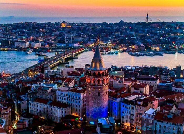 İstanbul'da Mutlaka Görmeniz Gereken Yerler