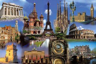 En Çok Tercih Edilen Avrupa Şehirleri