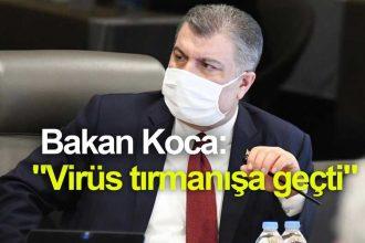 Korona virüs sayısı tırmanışa geçti