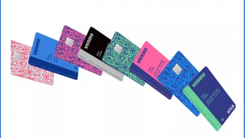Venmo ilk kredi kartını piyasaya sürdü