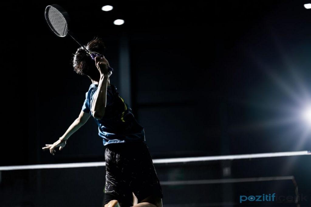 badminton ekipmanları