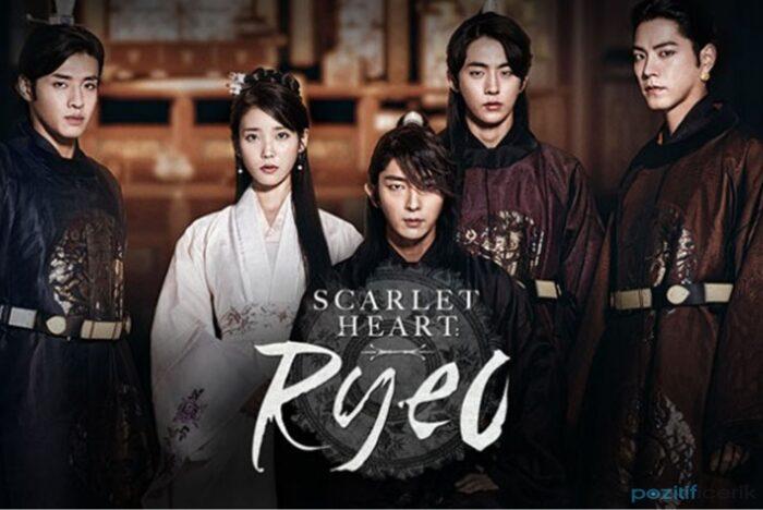 moon lovers: scarlet heart ryeo kore dizisi