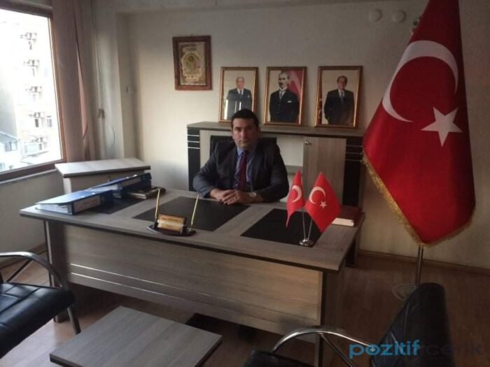 ülkücü i̇şçiler derneği başkanı okan ertorundan azerbaycana destek açıklaması: