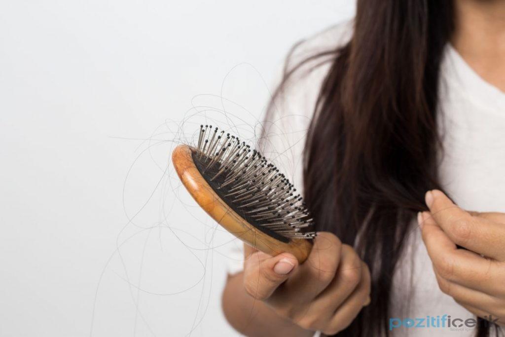 saç temizliği bakımı