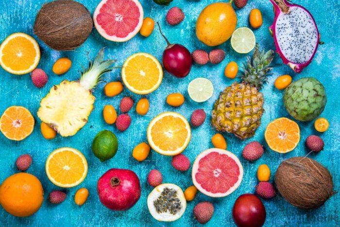 türkiye'de yetişen egzotik meyveler
