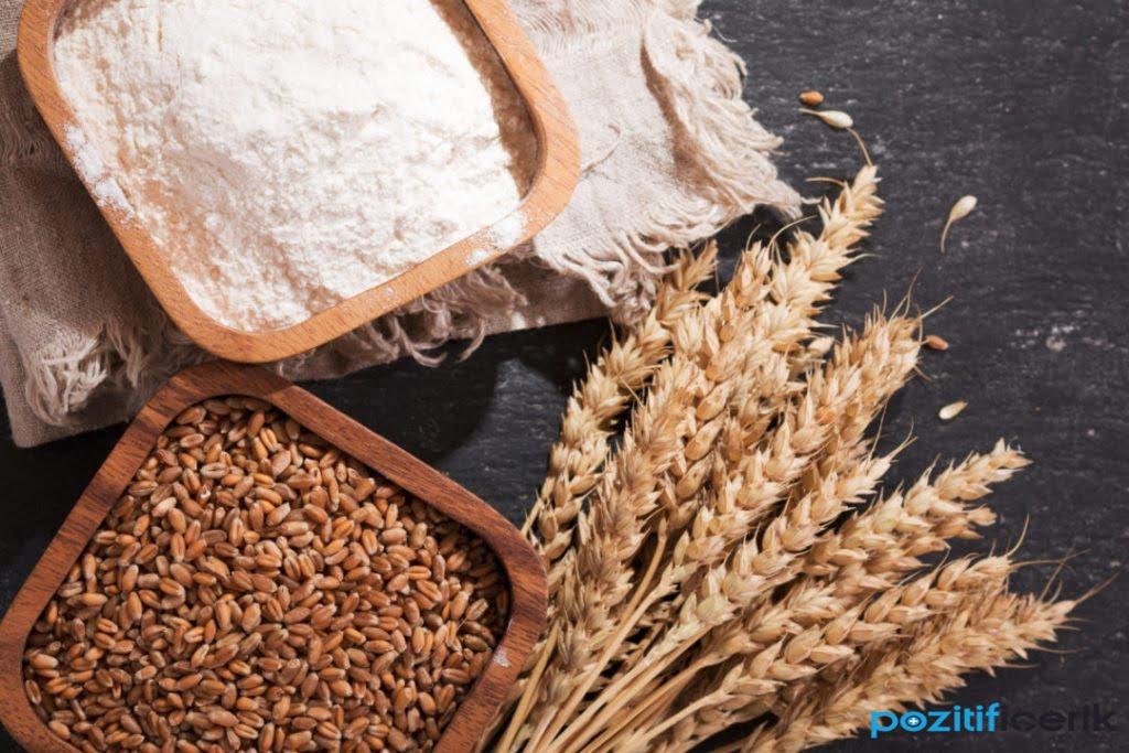 buğdayda bulunan çinko miktarı nedir?