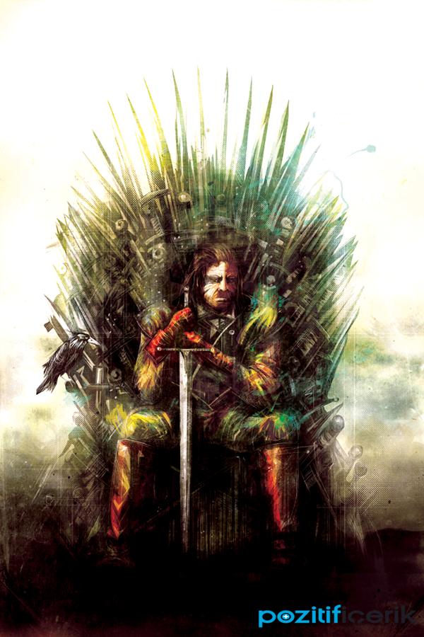 30 muhteşem game of thrones i̇llüstrasyonu