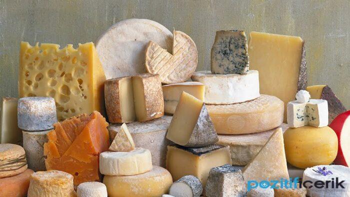 peynirde bulunan çinko miktarı nedir?