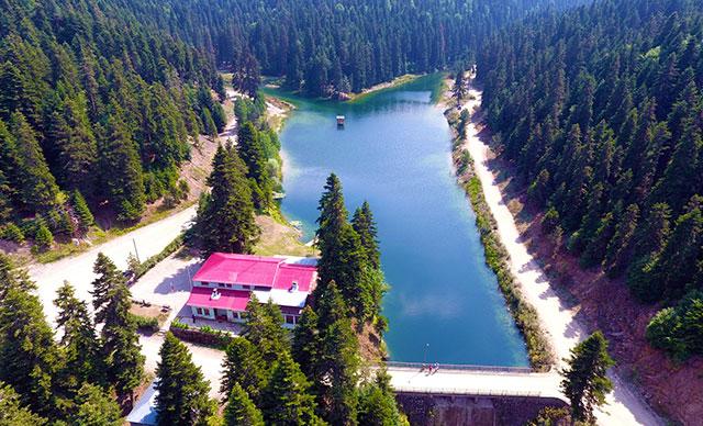akgöl kamp alanı