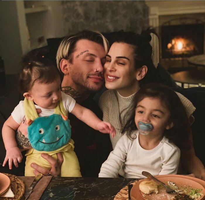 eylül öztürk eşi ve çocukları