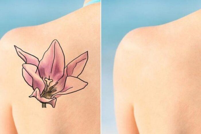 makyajla dövme kapatma nasıl yapılır?