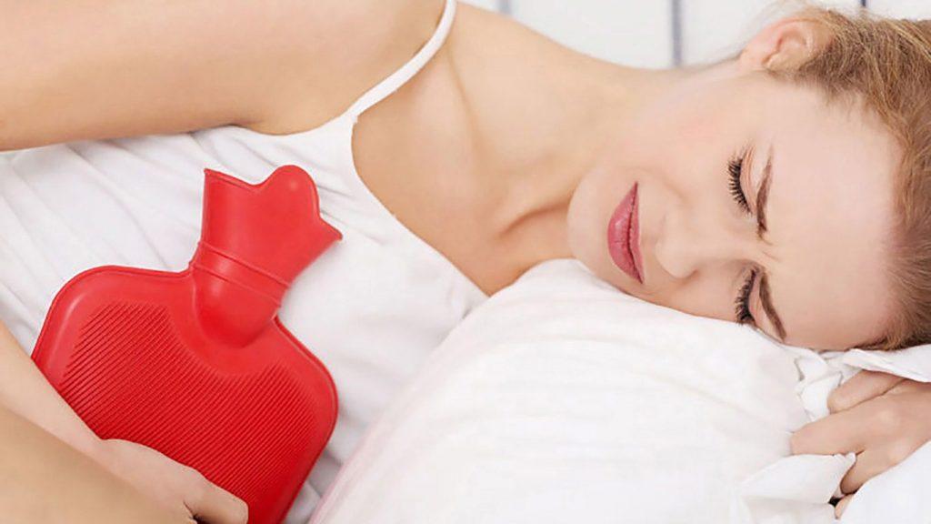 regl ağrısı için sıcak duş iyi gelir mi?
