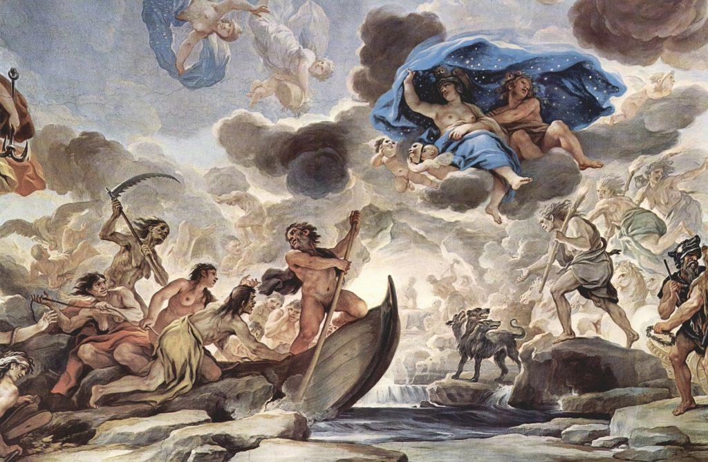 yunan mitolojisi tanrıları, tanrıçaları görevleri ve tasvirleri