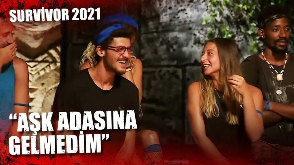 2021 survivor poyraz