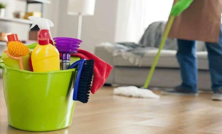 köşe bucak ev temizliği nasıl yapılır?