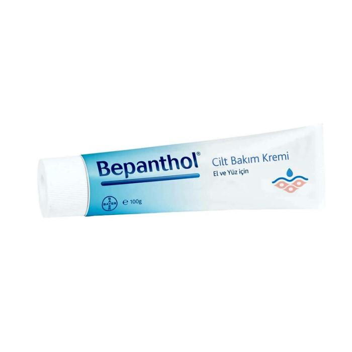 bepanthol cilt bakım kremi kullanım alanları
