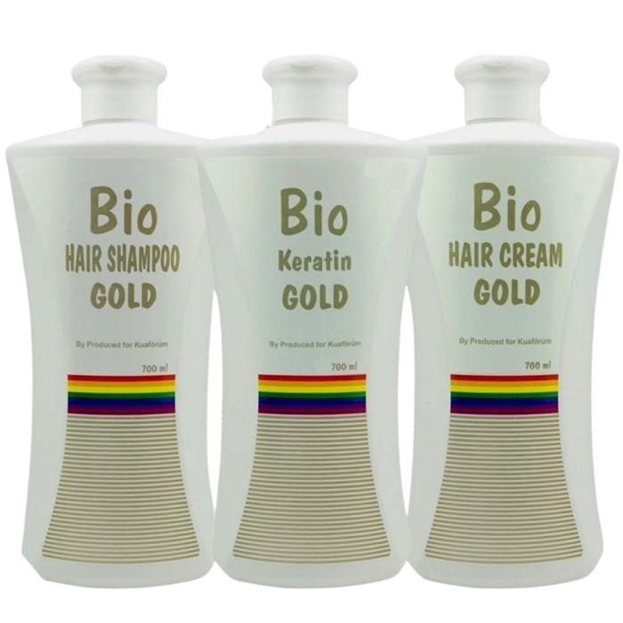 bio keratin gold 3lü set