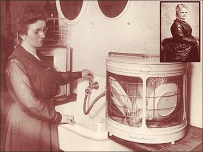 bulaşık makinesi nasıl ortaya çıktı