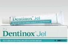 dentinox jel nedir ne i̇çin kullanılır
